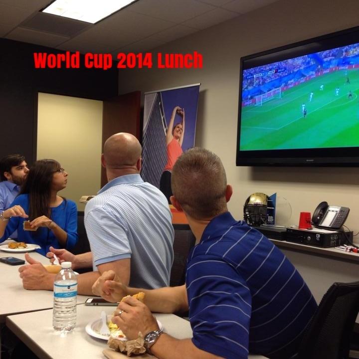 Kavaliro World Cup 2014 Team Bonding