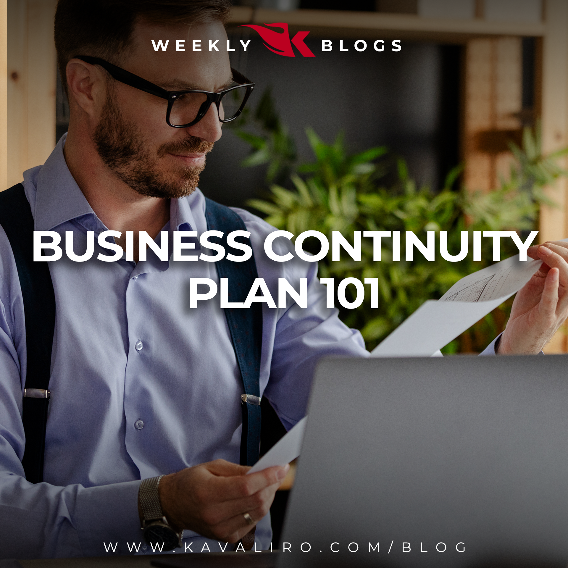 Business Continuity Plan 101