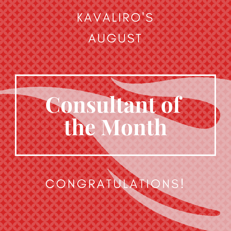 Consultant of the Month: Katie Johnson