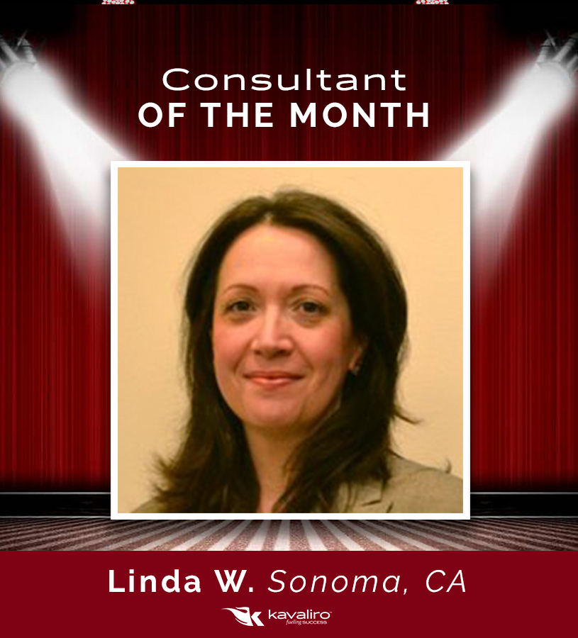 Consultant of the Month: Linda Walston