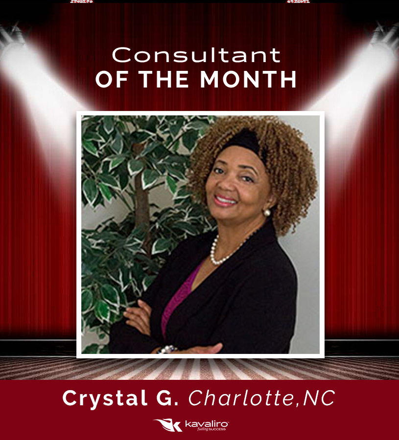 Consultant of the Month: Crystal Garris
