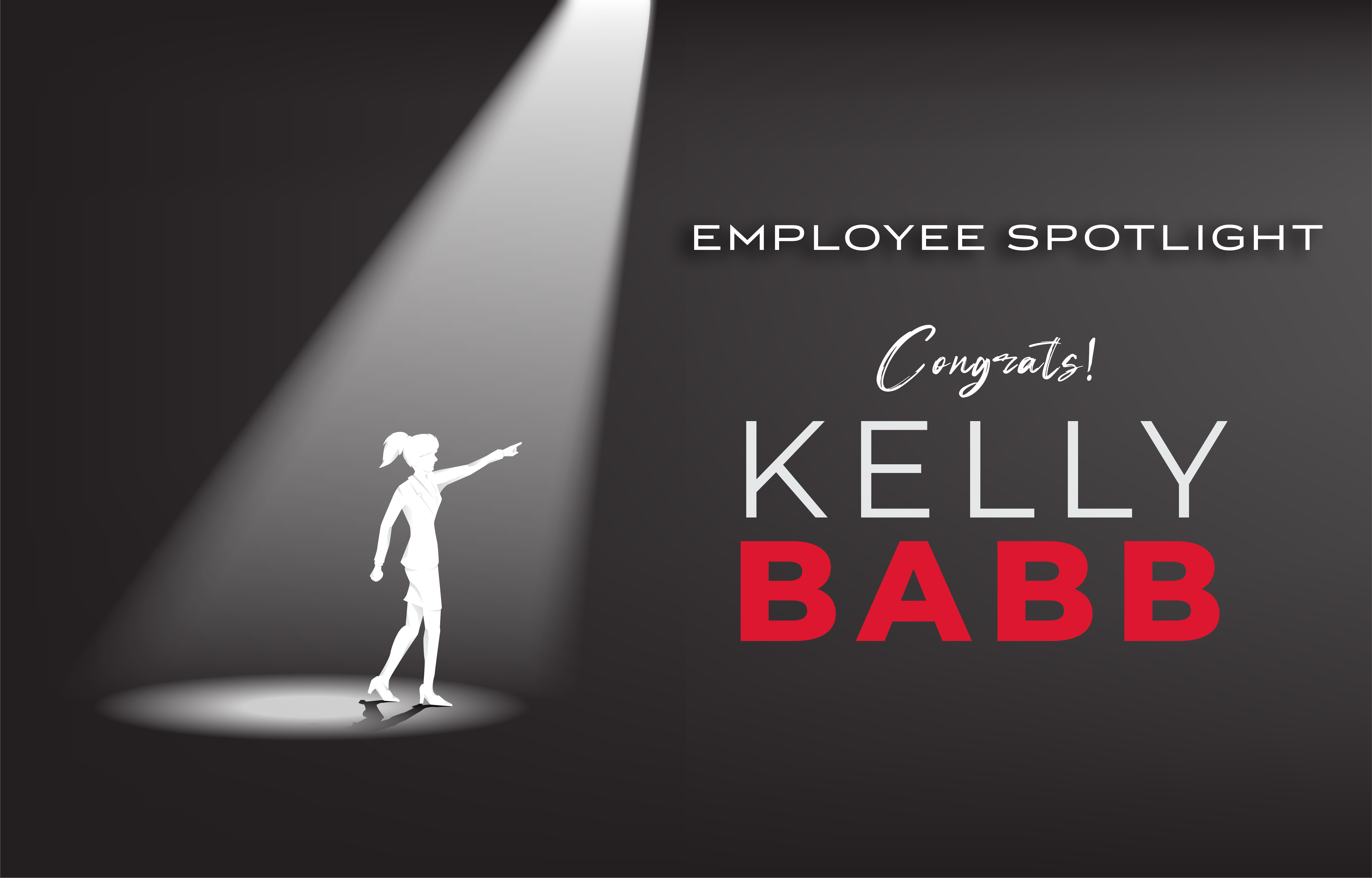 Employee Spotlight: Kelly Babb