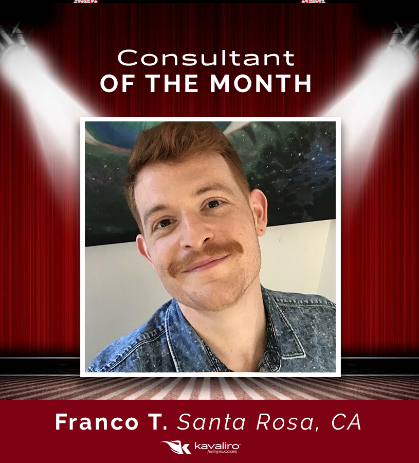 Consultant of the Month: Franco Tevini