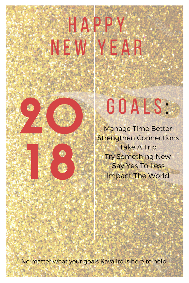 6 Goals To Accomplish In 2018