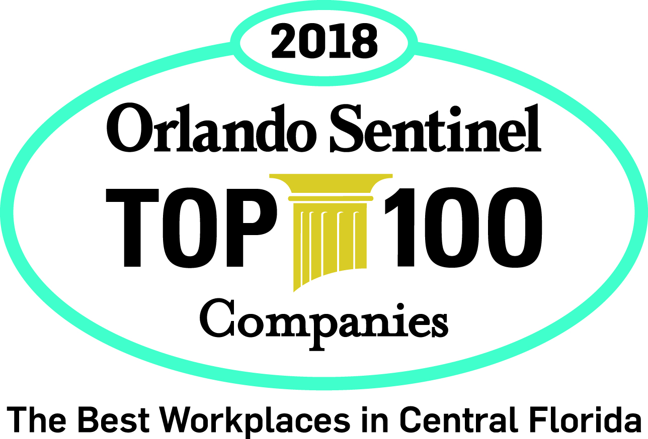 Kavaliro Named in Orlando Sentinel Top 100 Companies List 2018