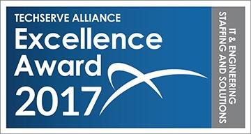 TechServe Alliance names Kavaliro as Excellence Award Winner