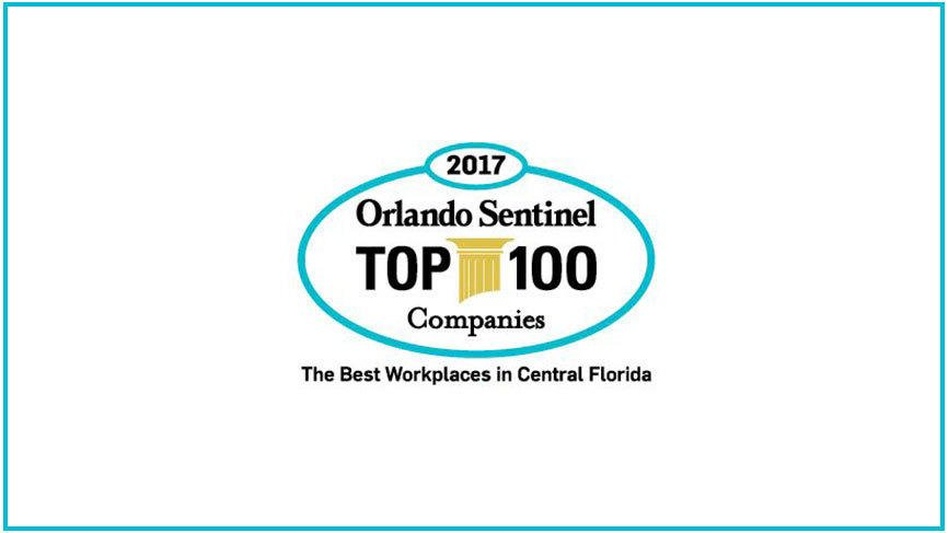 Kavaliro Named in Orlando Sentinel Top 100 Companies List