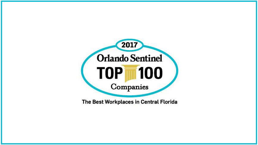 Kavaliro Named in Orlando Sentinel Top 100 Companies List
